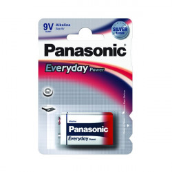 Battery Panasonic 6LR61 9V Everyday Power