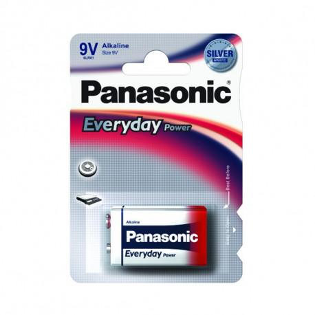 Panasonic 6LR61 9V Everyday Power