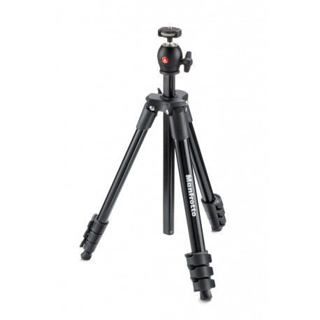 Manfrotto MKCOMPACTLT-BK Compact Light - черен