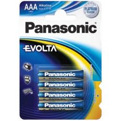 батерия Panasonic AAA X 4 бр. 1.5V EVOLTA