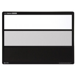 X-Rite ColorChecker Grayscale Balance Card (3 STEP)