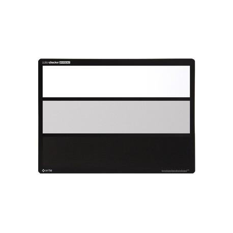 X-Rite ColorChecker Grayscale Balance Card (3 STEP)