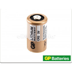 батерия GP CR2 PHOTO LITHIUM BATTERY 3V