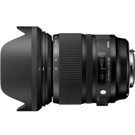 Sigma 24-105mm f/4 DG OS HSM за Nikon