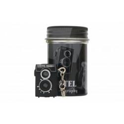 Lomo keychain Lubitel 166+