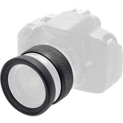 аксесоар EasyCover ECLR58B Lens Rim 58мм (черен)