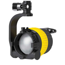 DLED4.1-D Focusing LED Light Head