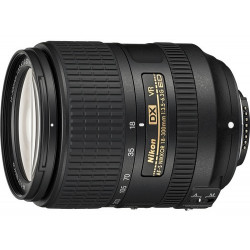 обектив Nikon AF-S 18-300mm f/3.5-6.3G ED DX VR