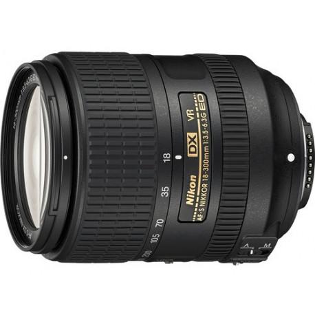Nikon AF-S 18-300mm f / 3.5-6.3G ED DX VR