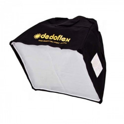 Softbox Dedolight DSBSS DEDOFLEX SILVER DOME SMALL, 41X56CM, DEPTH 33CM