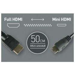 аксесоар Atomos кабел 50 см. HDMI - Mini HDMI