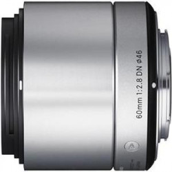 60mm f/2.8 DN за Sony E (сребрист)