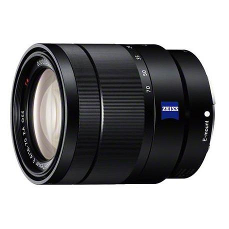 Sony SEL 16-70mm f / 4 VARIO-TESSAR T * E FOR OSS