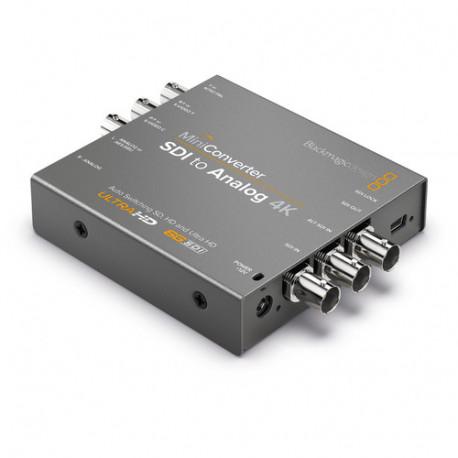 Blackmagic Mini Converter SDI to Analog 4K