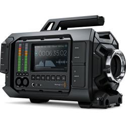 Camera Blackmagic URSA (PL Mount) + Lens Irix Cine 150mm T / 3.0 Macro 1: 1 - PL-Mount