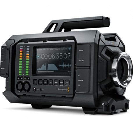 камера Blackmagic URSA (PL Mount) + обектив Irix Cine 150mm T/3.0 Macro 1:1 - PL-Mount