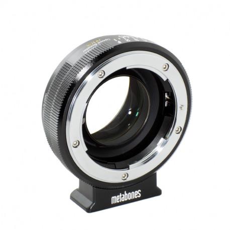 Metabones SPEED BOOSTER Ultra 0.71x - Nikon F to Sony E Camera
