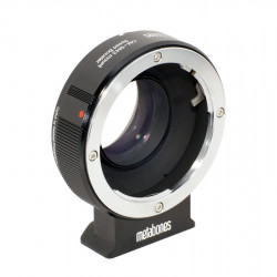 Metabones SPEED BOOSTER 0.71х - Olympus OM към MFT камера