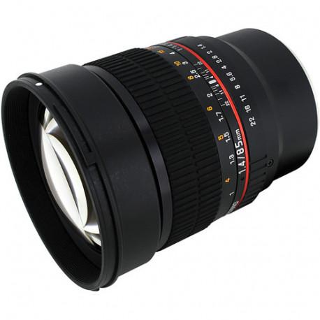 Samyang 85mm f/1.4 - Sony E