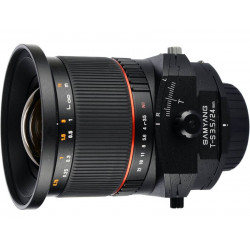 обектив Samyang 24mm f/3.5 Tilt-Shift - Sony E