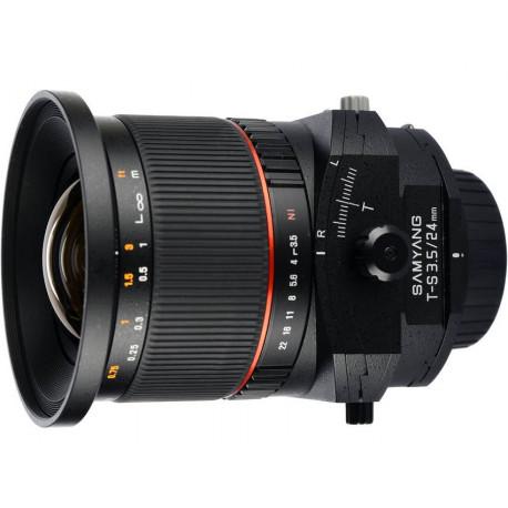 Samyang 24mm f / 3.5 Tilt-Shift - Sony E