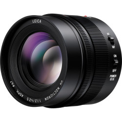 Lens Panasonic LUMIX G 42.5MM F / 1.2 LEICA DG NOCTICORON