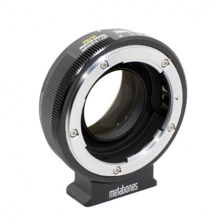 Metabones SPEED BOOSTER Ultra 0.71х - Nikon F към Fuji X камера