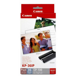 Accessory Canon KP-36IP Color Ink / Paper Set