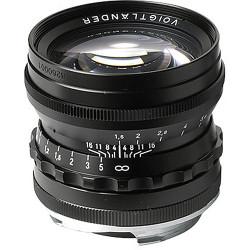 Voigtlander Nokton 50mm f/1.5 Aspherical - Leica M (черен)