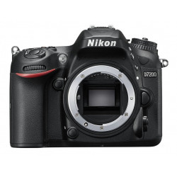 NIKON D7200 BODY+18-140 VR+NIKON DSLR BAG+2XLEXAR PROFESSIONAL SDXC 64GB 633X