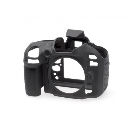 EasyCover ECND600B - Силиконов протектор за Nikon D600/D610 (черен)