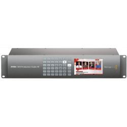 Video Device Blackmagic ATEM 2 M / E Production Studio 4K