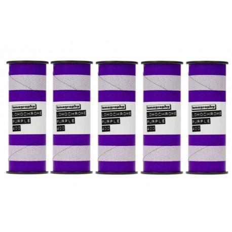 Lomo LomoChrome Purple XR 100-400 120