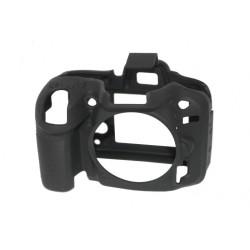 аксесоар EasyCover ECND7100B - Силиконов протектор за Nikon D7100 и D7200 (черен)