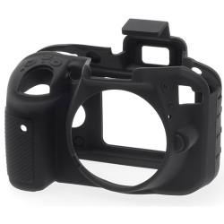 аксесоар EasyCover ECND3300B - Силиконов протектор за Nikon D3300 / D3400 (черен)