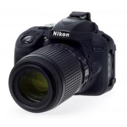 EasyCover ECND5300B - Силиконов протектор за Nikon D5300 (черен)