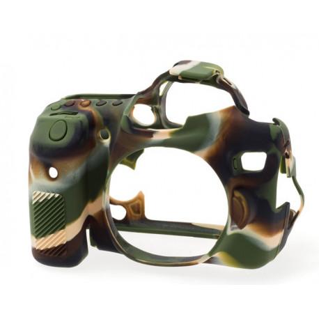 EasyCover ECC70DC - Canon 70D Silicone Protector (Camouflage)