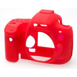 ECC5D3R - Силиконов протектор за Canon 5D MARK III / 5DS R / 5DS (червен)