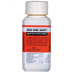 R09 ONE SHOT B&W FILM DEVELOPER 120ML
