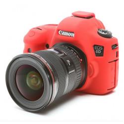 аксесоар EasyCover ECC6DR - Силиконов протектор за Canon 6D RED