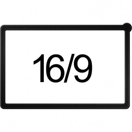 Kinotehnik mounting frame for LCDVF 16/9 viewfinder