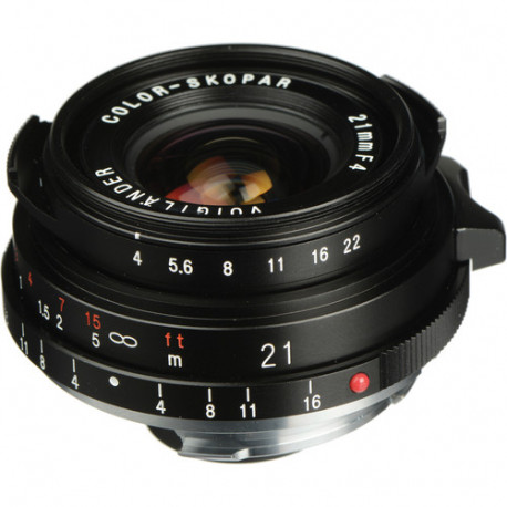 Voigtlander Color-Skopar 21mm f / 4.0 P - Leica M