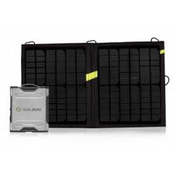 зарядно у-во Goal Zero Sherpa 50 Solar Recharging Kit