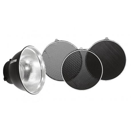 Dynaphos 020105 Комплект 18cm Рефлектор с 4 пчелни пити - XS, S, M, L