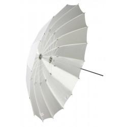 030458 Бял дифузен чадър 105 cm FIBRO