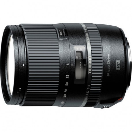 Tamron AF 16-300mm f / 3.5-6.3 DI II VC PZD Macro for Canon