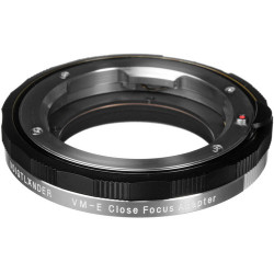 Voigtlander VM-E Close Focus Adapter - E-Mount
