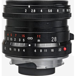 Lens Voigtlander 28mm f/2 Ultron - Leica M