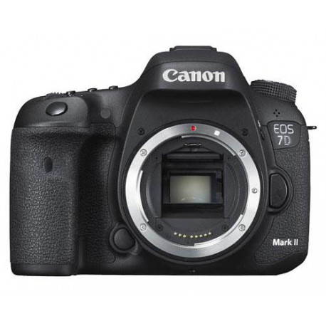DSLR camera Canon EOS 7D Mark II + Canon W-E1 Accessory + Lens Sigma 18-35mm f/1.8 DC - Canon