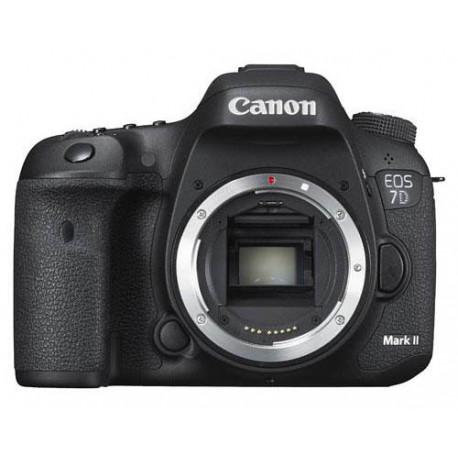 DSLR camera Canon EOS 7D Mark II + Canon W-E1 Accessory + Lens Sigma 24-105mm f/4 OS - Canon